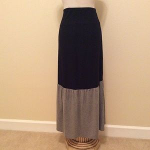Nine 1 Eight Skirts - Nine 1 Eight highlow skirt size medium